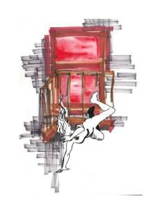 Illustration by Brenda Dunn