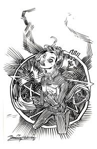Illustration by Dominic Bercier