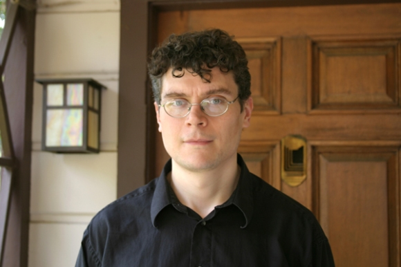 "Michael Cisco won an International Horror Guild Award for his novel ""The Divinity Student."""