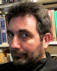David Nickle is the Stoker-award winning author whose most recent novel, The 'Geisters, and most recent collection, Knife Fight and Other Struggles, are available from ChiZine.