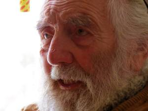 Lawrence Nickle, influential Canadian painter, passed away in January 2014 at the age of 84. Photo by David Nickle.