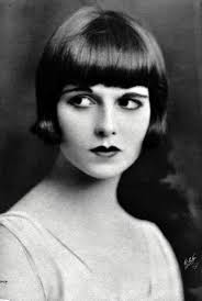Iconic screen star Louise Brooks,